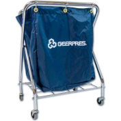 Geerpres® The Collector Refuse & Soiled Linen Cart