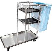 Wagon-Master® Janitor Cart