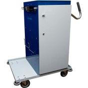 "High Capacity Microfiber Powder Coated Cart - 41"" High"