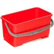 Flat Mop Bucket 22 Liter - Red