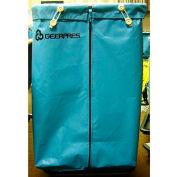 Anti-Bacterial Vinyl Bag, Single Zipper