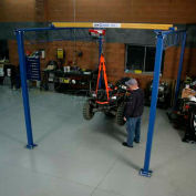 Shop Crane™ 1000 Lbs. Capacity, 10' Span & 8' Height