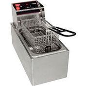Cecilware Countertop Electric Fryer, 6 lb. Capacity - EL6