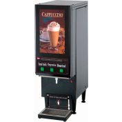 Grindmaster GB3CP - Cappuccino/Hot Chocolate Dispenser-Three Flavor