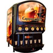 Hot Powdered Beverage Dispenser, Six Flavor by Beverage Dispensers