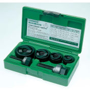 Greenlee® 7235BB Slugbuster® Punch & Die Set,1/2 To 1-1/4