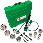 Greenlee® 7310SBSP Speed Punch® Ko Kit, Conduit, Ms 1/2X4
