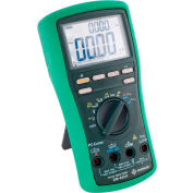 Greenlee® DM-820A Digital Multimeter - Trms, Ac/Dc,Cap,Temp