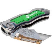 Greenlee 0652-22 Folding Utility Knife