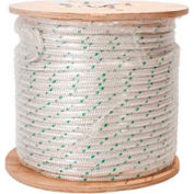 "Greenlee® 35284 Double Braided Composite Pulling Rope, 9/16"" x 600'"