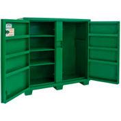 Greenlee 5660LH Half-Storage/ Half Cabinet Box