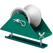 """Greenlee 658 12"""" Tray-Type Sheave"""