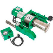 Greenlee 6801 Ultra Tugger 8 Cable Puller With Conduit Chain Mount