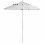Grosfillex® Windmaster 9' Fiberglass Outdoor Umbrella - White