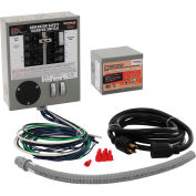 Generac 30-Amp Indoor Generator Transfer Switch Kit for 6-10 Circuits