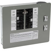 Generac 30-Amp 7500-Watt Indoor Manual Transfer Switch for 10-16 Circuits