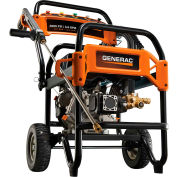 GENERAC® 6564 Commercial Gas Pressure Washer - 3800 PSI, 3.6 GPM