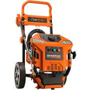 GENERAC® 6603 OneWash™ Residential Gas Pressure Washer CA Comp - 2000-3100 PSI, 2.8 GPM
