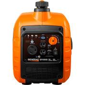 Generac® GP3000i, 2300 Watt, Inverter Generator, Gasoline, Recoil, 120V
