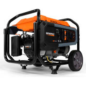 Generac® GP3600CARB, 3600 Watt, Portable Generator, Gasoline, Recoil, 120V