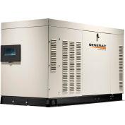 Generac RG02724ANAX, 27kW, Single Phase, Liquid Cooled Quietsource Generator, NG/LP, Alum. Enclosure