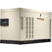 Generac RG03015ANSX, 30kW, Single Phase, Liquid Cooled Generator, NG/LP, Steel Enclosure