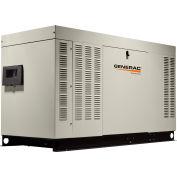 Generac RG03624ANAX, 36kW, Single Phase, Liquid Cooled Generator, NG/LP, Aluminum Enclosure