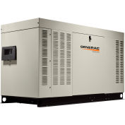 Generac RG06024AVAX, 60kW, Single Phase, Liquid Cooled Generator, LP, Aluminum Enclosure