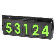 Gama Sonic 80004 Solar LED Illuminated Address Sign
