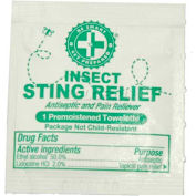 Medique Sting Relief Prep Pads, 100 Packets