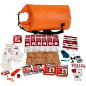 Guardian Survival Gear SKG2 2 Person Survival Kit in Waterproof Dry Bag Orange