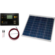 Grape Solar GS-50-KIT 50-Watt Off-Grid Solar Panel Kit