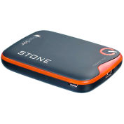 Grape Solar GS-BAT-STONE1 Stone 5200 mAh Rechargeable Lithium Battery Pack for Portable Electronics