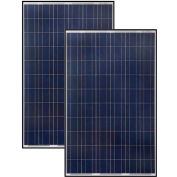 Grape Solar GS-P60-265-Fab2x2 265-Watt Polycrystalline Solar Panel (2-Pack)