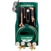 525 Series Kit KA-525-M12P, MC Acetylene Regulator, Plastic Stand W/Goggles & Lighter
