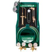825 Series Kit KA-825-M12P, MC Acetylene Regulator, Plastic Stand W/Weld Tip & Hose