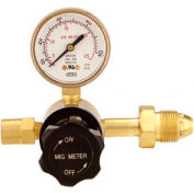 Flow Gauge Regulators, GENTEC 190AR-50