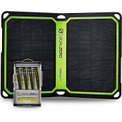 Goal Zero 41030 Guide 10 Plus Solar Recharging Kit with Nomad 7 Plus, 2300 mAh Power Pack