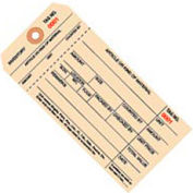 Inventory Tag - 1 Part Stub Style 6000 - 6999  - 1000 Pack