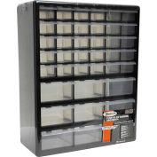 "Homak 39 Drawer Parts Organizer, 14-3/4""W x 6-1/4""D x 18-1/2""H"