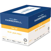 Multipurpose Paper - Hammermill Fore MP HAM102848 - White - 11 x 17 - 24 lb. - 500 Sheets/Ream