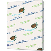 """Hammermill® Recycled Colored Paper 103341CT, 8-1/2"""" x 11"""", Canary, 5000 Sheets/Ctn"""