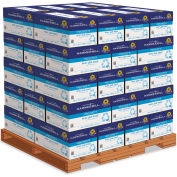"""Hammermill® Great White Recycled Copy 86700PLT, 8-1/2"""" x 11"""", White,200,000 Sheets"""
