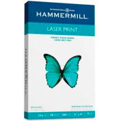 """Hammermill® Laser Print Paper, 8-1/2"""" x 14"""", 24 lb, Ultra Smooth, White, 500 Sheets/Ream"""