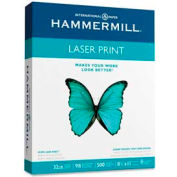 """Hammermill® Laser Print Office Paper 104646, 32 lbs, 8-1/2"""" x 11"""", White, 500 Sheets/Ream"""