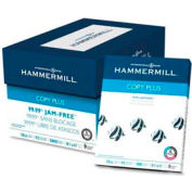 Copy Paper - Hammermill Copy Plus HAM105007 - White - 8-1/2 x 11 - 20 lb. - 5000 Sheets/Carton