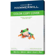 "Hammermill® Color Copy Cover Paper, 11"" x 17"", 60 lb, Ultra Smooth, White, 250 Sheets/Ream"