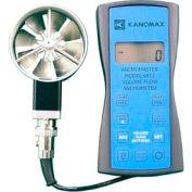 Kanomax Vane Anemomaster Velocity, Volume