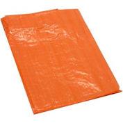 18' x 24' High Visibility Orange Tarp 3.3 OZ.