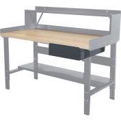 "Hallowell Workbench Bench Drawer, 18""W x 24""D x 6""H"